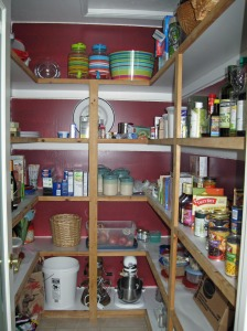 Heather's Walk-in Dream Pantry